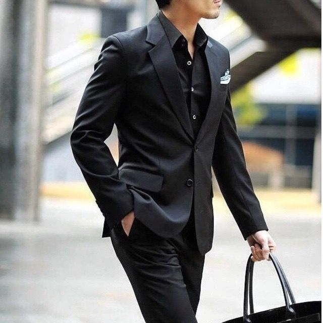 all black suits for men wwwpixsharkcom images