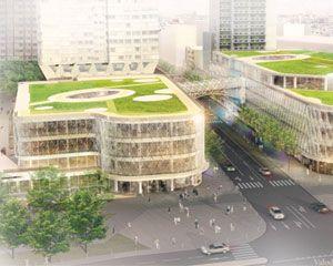 Cojean ouvre les portes d'un tout nouveau restaurant dans le quinzième arrondissement dans le nouveau centre de beaugrenelle