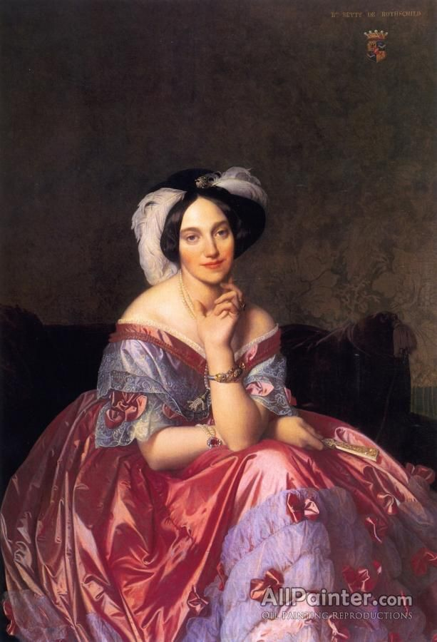 Pin On Jean Auguste Dominique Ingres Paintings