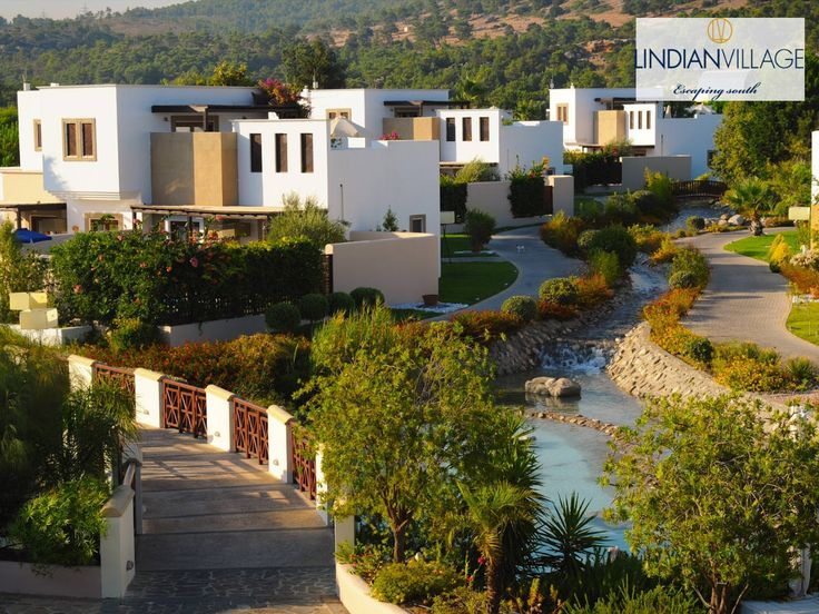 A splendid environment of natural beauty and timeless elegance…Lindian Village! #lindian #village #rhodes #holidays #greece #nature #moments