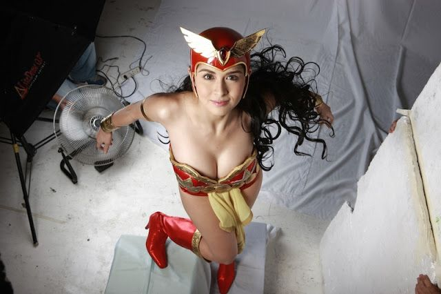 Monster Island News: Darna - Whatever You Do Don't Call Her Wonder Woma...