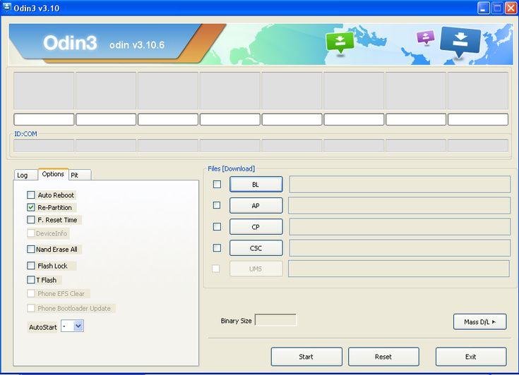 Odin 3.10.6: download dell'ultima versione del tool Samsung - http://www.tecnoandroid.it/odin-3-10-6-download-dellultima-versione-del-tool-samsung/