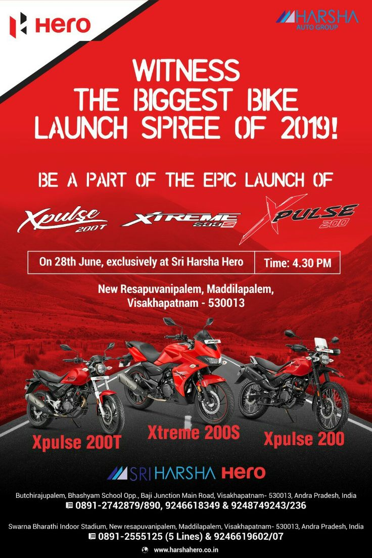Witness The Biggest Bike Launch Spree Of 2019 Be A Part Of The