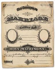 Image detail for -Free vintage printable marriage, family and prayer pages