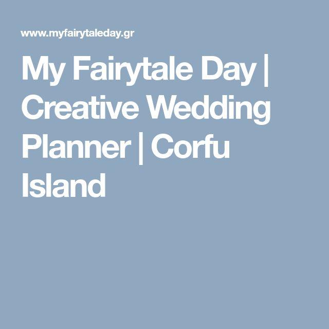 My Fairytale Day | Creative Wedding Planner | Corfu Island