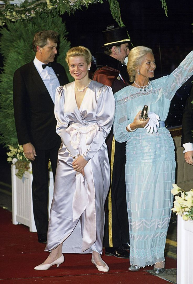 The Duchess Of Kent And Lady Helen Taylor In Covent Garden For The Queen's 60th Birthday Celebrations