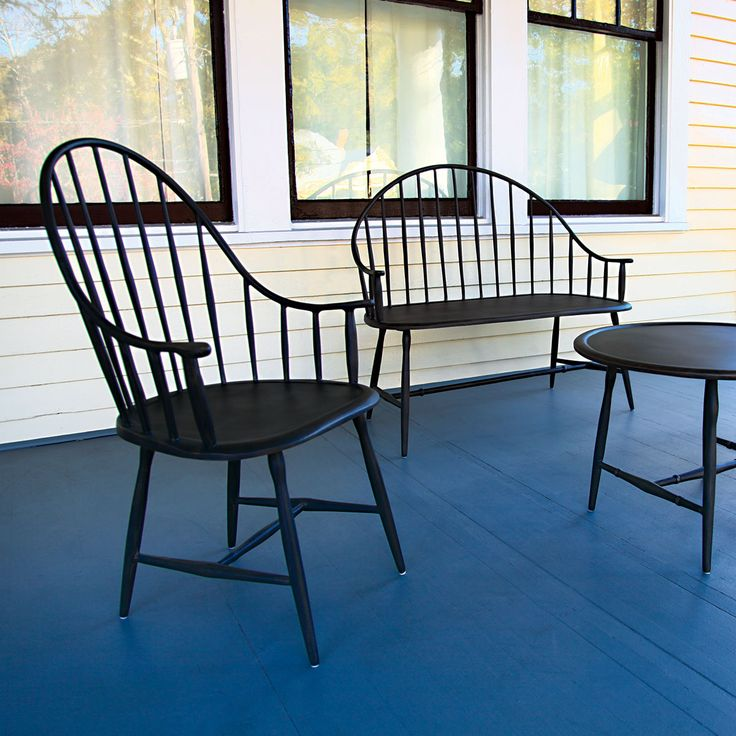 Cast Aluminum Outdoor Chair | Concord Collection