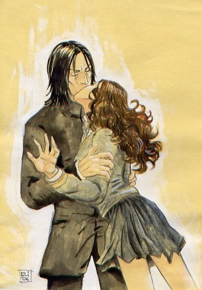 harry and hermione secret relationship fanfiction