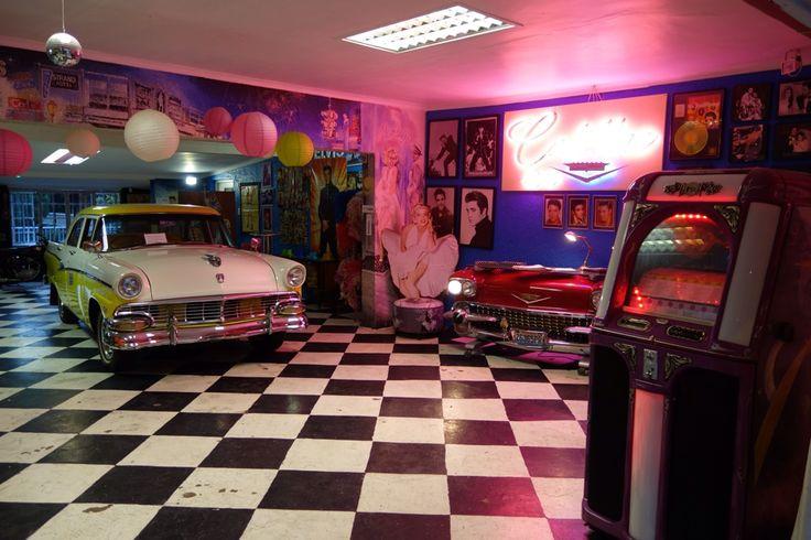 Marilyn's 60's Diner in Stormsriver Village, Eastern Cape