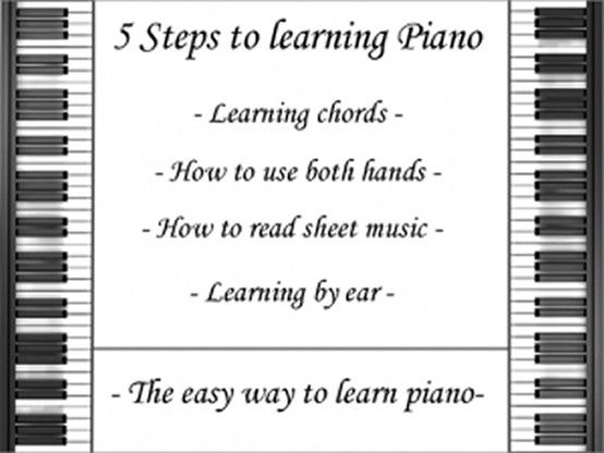 Basic Piano Course – Learn Chord Piano in a Week