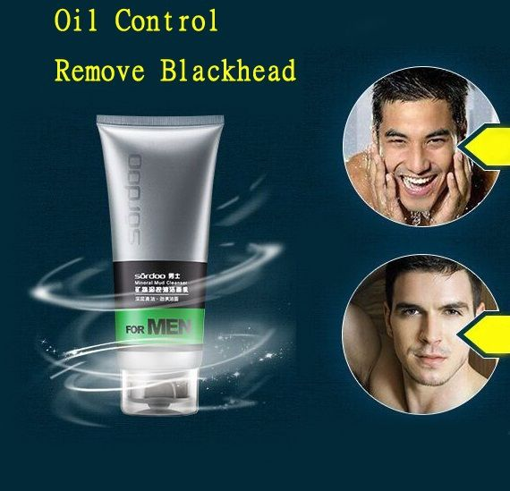 За кожей головы масла-контроль лечение акне мужчины моющее отбеливающая угорь глубоко красоты уход за лицом