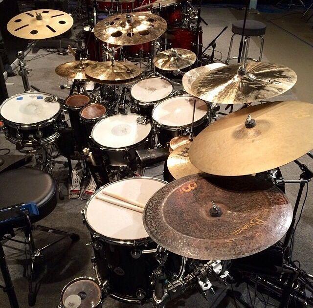 Beautiful Drum kit
