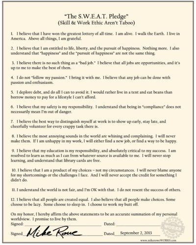 work ethics and swadharma pdf