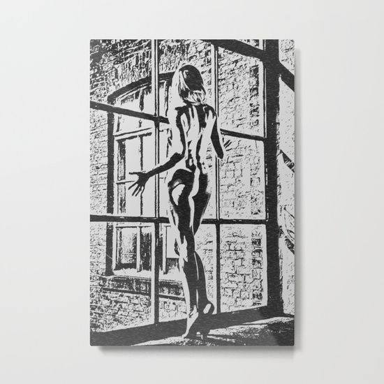 """20% Off + Free Worldwide Shipping - Ends Tonight at Midnight PT! Our metal prints are thin, lightweight and durable 1/16"""" aluminum sheet canvas. The high gloss finish enhances color and produces sharp image details. Each sheet has a 3/4"""" wooden frame attached to the back to offset from the wall. Prints have a wire or sawtooth hanger, depending on size selected."""
