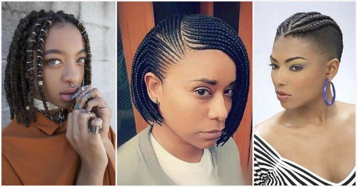 brief hair braids black – Google Search