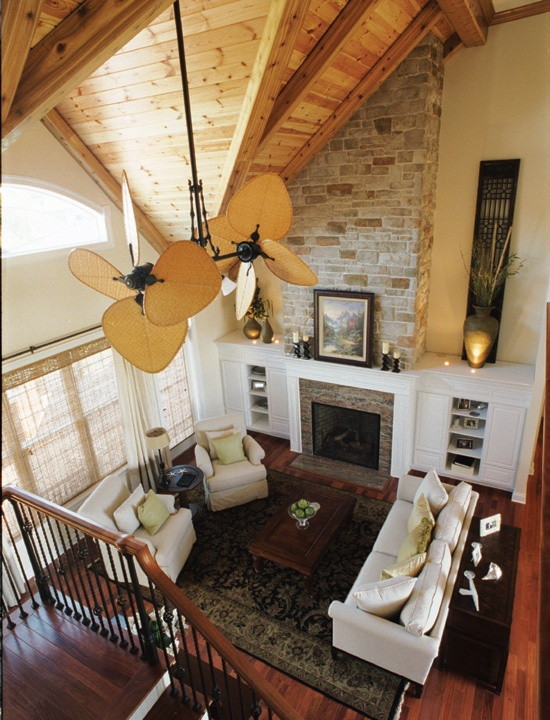 Ceiling Fan See More This Whole Room Is GORGEOUS And I Love Just About Everything In It Especially