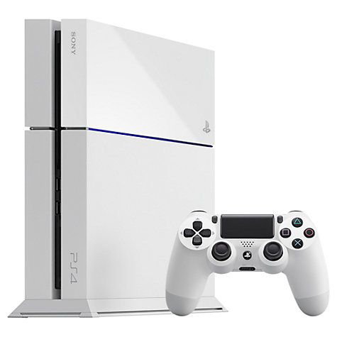 Sony PlayStation 4 at johnlewis.com