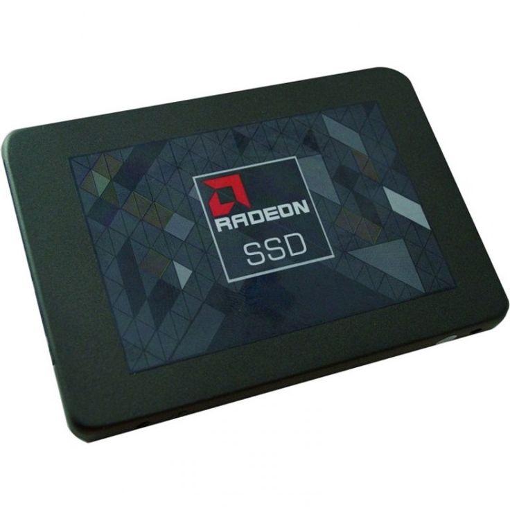 SSD AMD Radeon R3 480 GB SATA 3 2.5 Inch