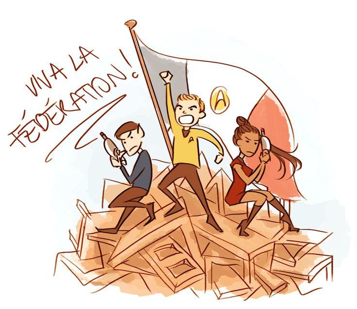 viva la federation!