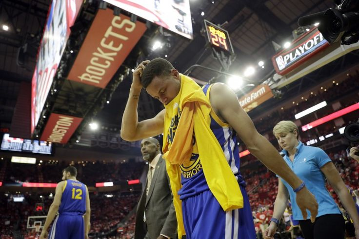 Stephen Curry's knee injury: What it means for Warriors...: Stephen Curry's knee injury: What it means for Warriors and rest… #StephenCurry