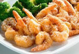 Red Lobster Restaurant Copycat Recipes: Parmesan Crunch Shrimp
