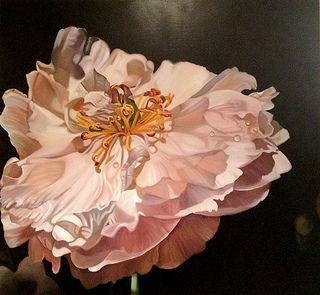 Painting by Pamela Wolfe, New Zealand artist  born 1950