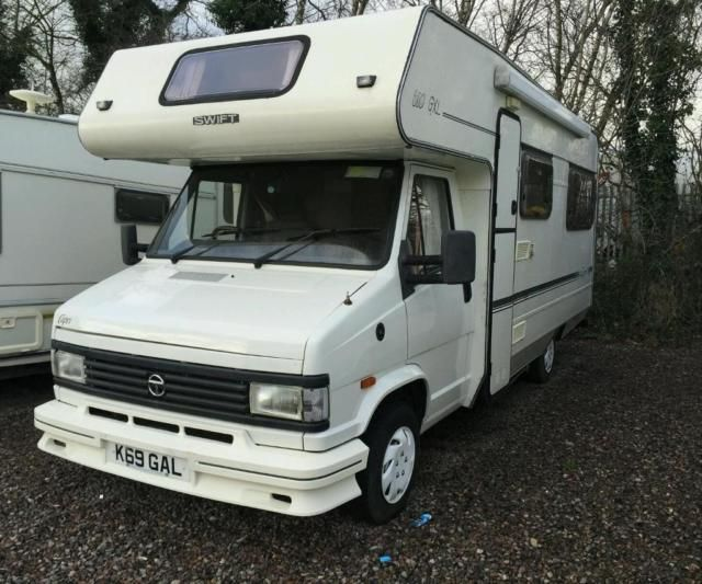 Swift Capri talbot express 4 berth motorhome very low mileage 2.5 diesel power steering on Gumtree. For sale 1993 talbot Express Swift Capri 4 berth motorhome features include hot and cold running wat