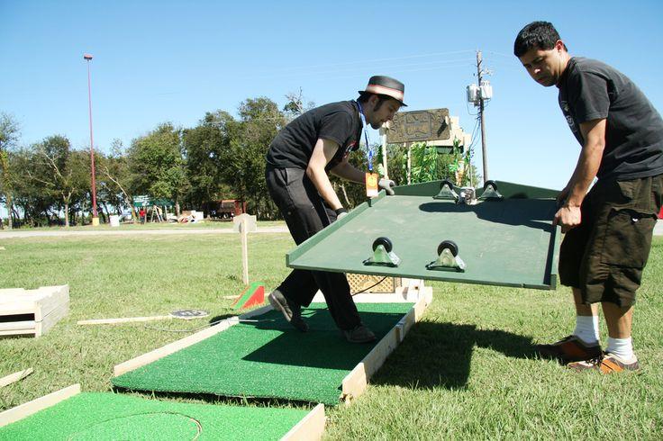 102 Best Ideas About Diy Miniature Golf Course On