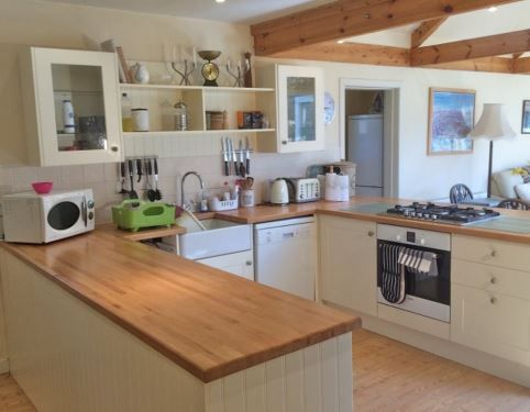 Garrique Cottage, Kippen, Stirling, Scotland. Sleeps 1 - 6. Holiday. Travel. Accommodation. UK. Countryside. Self Catering. Disabled Access. Disabled Facilities.