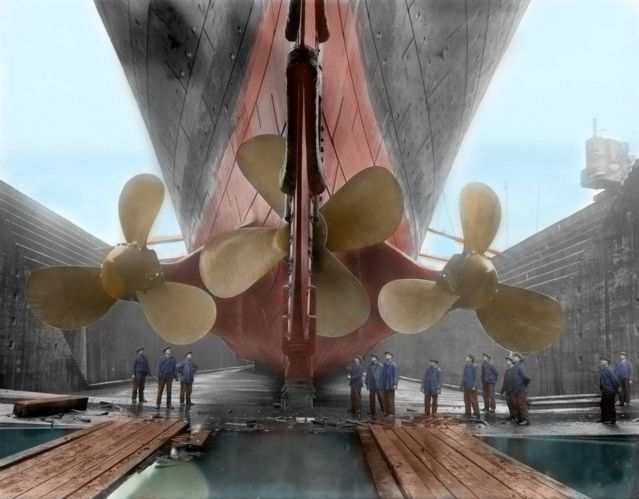 ~BRONZE PROPELLERS~ by RMS-OLYMPIC on DeviantArt