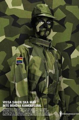 Campaña del Ejército sueco en favor de la visibilidad LGTB Flick | Dos Manzanas, 2015-07-17 http://www.dosmanzanas.com/2015/07/campana-del-ejercito-sueco-en-favor-de-la-visibilidad-lgtb.html