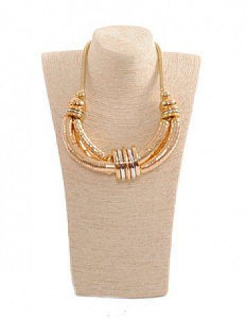 accesorii colier maxi auriu http://accesorii.fashion69.ro/colier-maxi-auriu/p65075  mai multe oferte la https://www.pinterest.com/fashion69ro/accesorii/