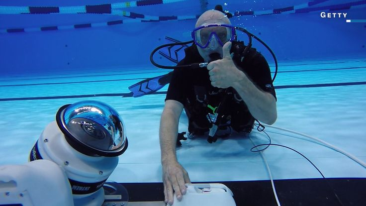 Robots have made it all the way to Rio! Today in robot news, stunning underwater…