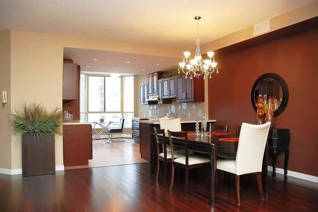 LDI - Tuxedo Condo Dining Room