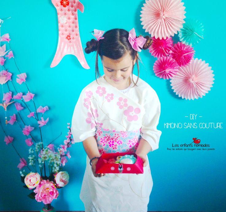 17 meilleures id es propos de deguisement japonais sur pinterest kimono japonais femme diy. Black Bedroom Furniture Sets. Home Design Ideas
