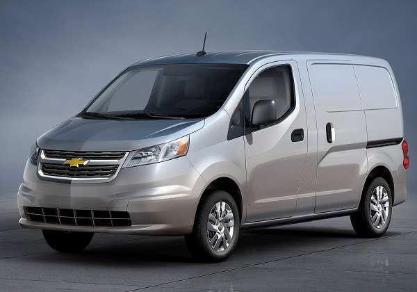 2017 Chevrolet Express Cargo Van Review And Specifications In 2020 Chevrolet Cargo Van Van