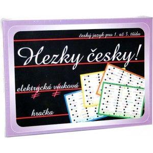 Hezky česky, elektrická výuková hra