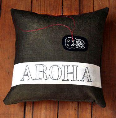 Rona+Ngahuia+Osborne+:+Fair+Trade+Aroha+with+Black+Tiki