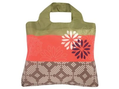 Envirosax Designer Reusable Shopping Bag in 'Origami' - available at www.intelligentbeauty.com.au