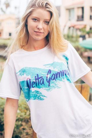 Delta Gamma Jazzy Tee
