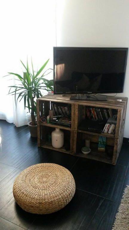 25 best caisse de pomme ideas on pinterest caisse pomme vieilles tag res and relooking de. Black Bedroom Furniture Sets. Home Design Ideas