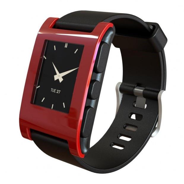 Pebble, l'orologio e-ink che gestisce il tuo smartphone: http://www.ninjamarketing.it/2012/05/16/pebble/
