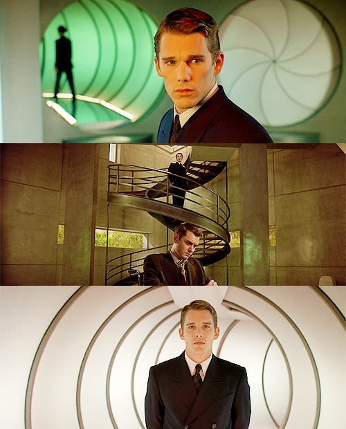 cinematography of gattaca The new movie from gattaca director andrew niccol delivers a simplistic  we're  left with an action movie with stylish cinematography,.
