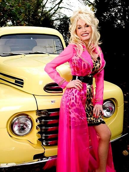"""DOLLY!! """"It costs a lot of money to look this cheep"""""""