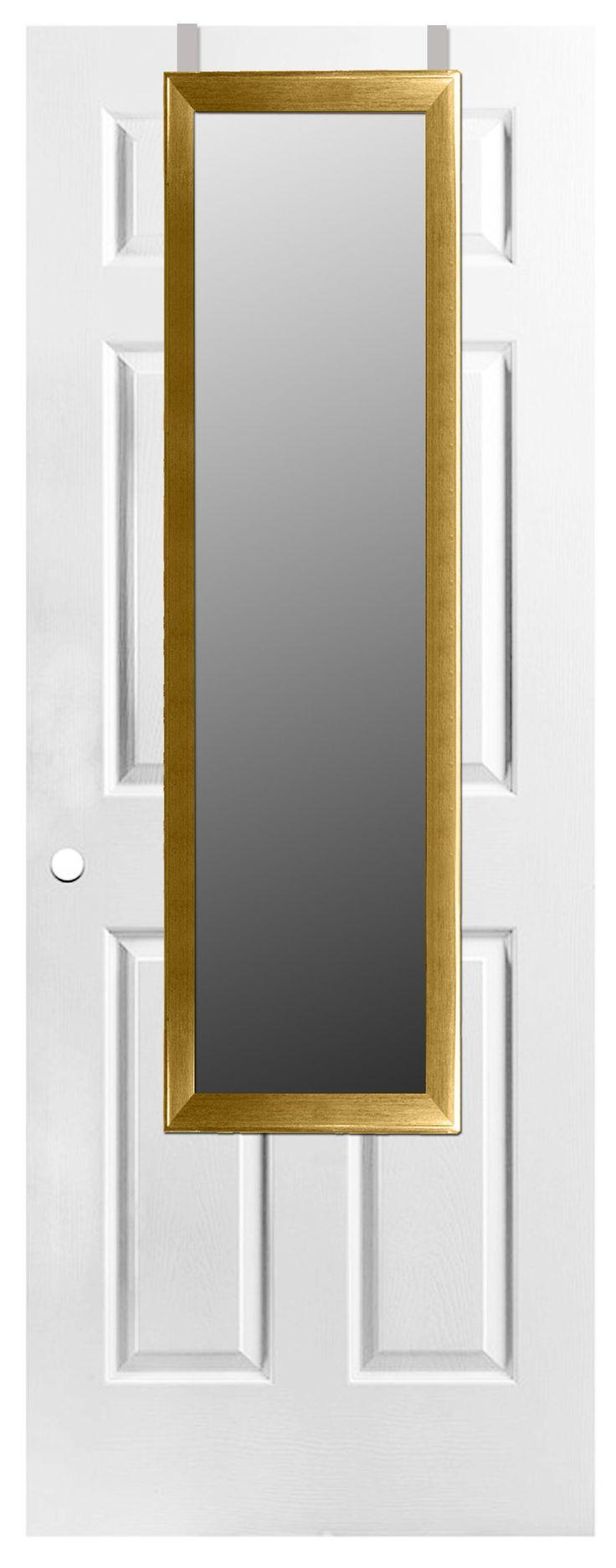 Over The Door Mirrors Best 25 Over The Door Mirror Ideas On Pinterest Hanging Makeup