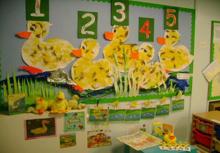 Five Little Ducks classroom display photo - Photo gallery - SparkleBox