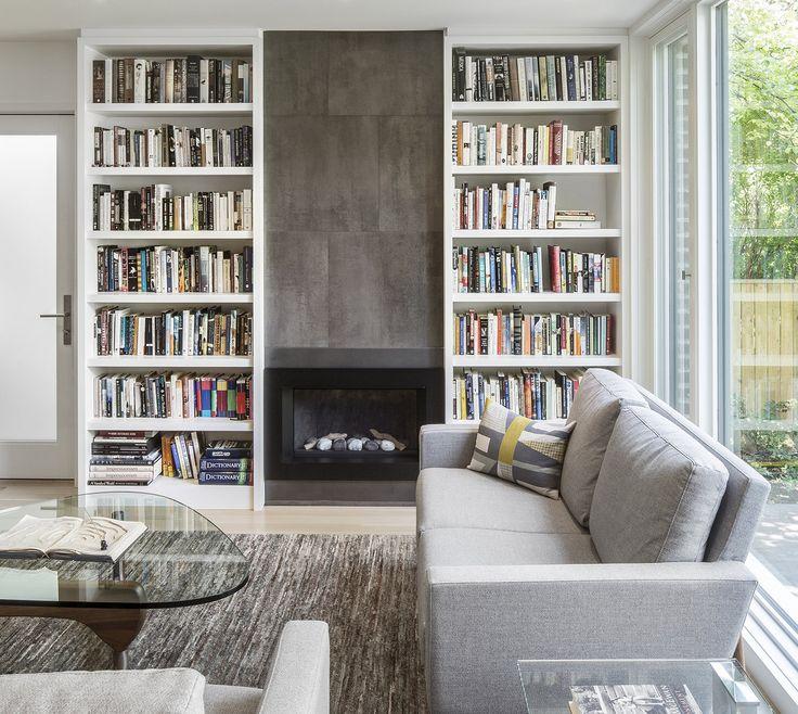 Fireplace, Glengrove | Kyra Clarkson Architect