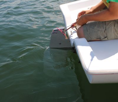 Your Guide to Sailing a Small Sailboat: The Rudder
