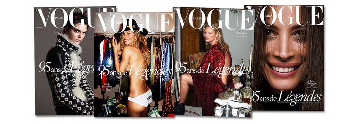 Découvrez en avant-première quelques pages du numéro anniversaire célébrant les 95 ans de Vogue Paris, en kiosque le 29 septembre.