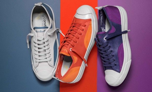 Converse Jack Purcell x Hancock Vulcanised Articles